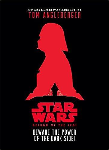 Star Wars  Return of the Jedi Beware the Power of the Dark Side!  Tom  Angleberger  9781484709139  Amazon.com  Books b18b09f57