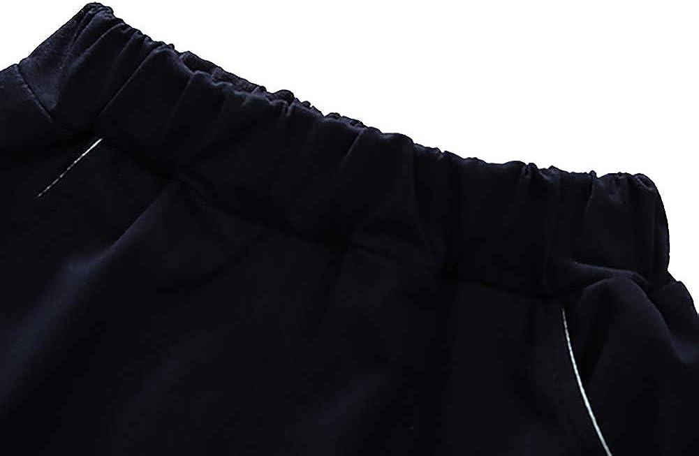 Shorts Baywell Ensembles Costume Naissance B/éb/é Gar/çon /ét/é 3Ans 6Mois-4Ans V/êtements Manches Courte Imprim/é Gilet T-Shirt