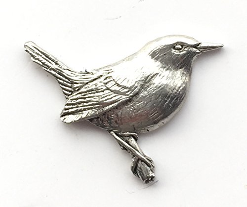 Brooches & Pins Fast Color Jewellery & Watches Blackbird Brooch New Handmade