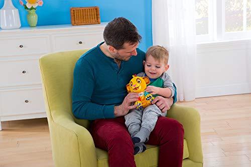 41o jFc5nNL - Lamaze Disney Lion King Clip & Go, Simba Baby Toy