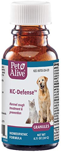 Native Remedies PetAlive KC-Defense - Keeps Healthy Lungs Clear (20g)