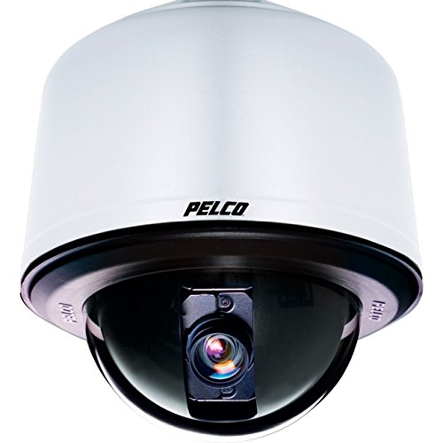 Pelco/Schneider Electric - SD4N36-PG-0 - Pelco Spectra IV Network Camera - Color - Motion JPEG, H.264, MPEG-4-36x Optical - CCD - Cable - Dome - Pendant Mount