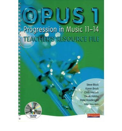 Opus: Teacher File & CD-ROM 1 (Opus) (Mixed media product) - Common PDF
