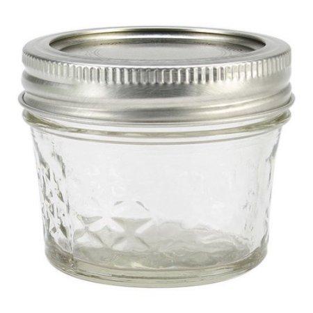 - JARDEN HOME BRANDS 1440080400 Ball 12Pack 4OZ Jelly Jar