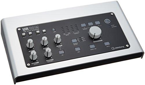 Steinberg 오디오 인터페이스 데스크탑 타입 UR28M  모니터 컨트롤러
