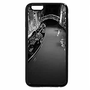 iPhone 6S Case, iPhone 6 Case (Black & White) - Italy's Charm