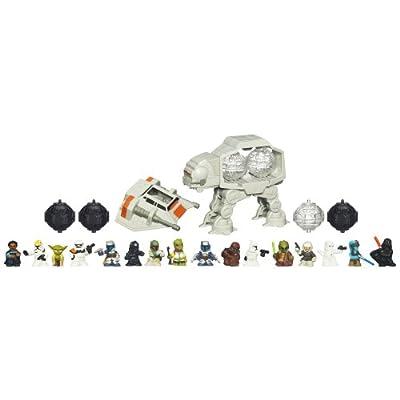 Star Wars Fighter Pods Series I Snowspeeder Vs. AT-AT