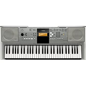 Amazon Com Yamaha Ypt 330 61 Key Touch Sensitive Personal