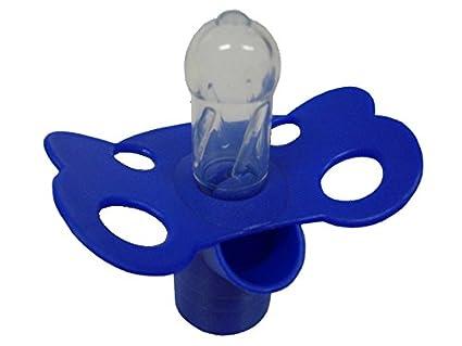 Chupete para inhalador nebulizador Gess: Amazon.es: Bebé