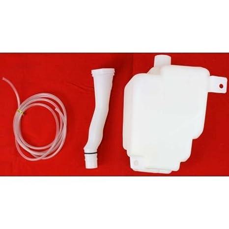 Ajuste perfecto grupo repm370503 - Protege parabrisas arandela bomba de depósito, de mariposas, W/y tapa, 2.2L litro tanque, sedán: Amazon.es: Coche y moto