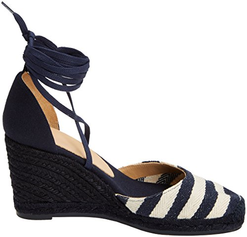 discount 100% original buy cheap clearance store Castañer Women's Sandalo8ss18028 Espadrilles Blue (Dark Blue 302) outlet where can you find excellent cheap price buy cheap recommend HzB1h8UJz