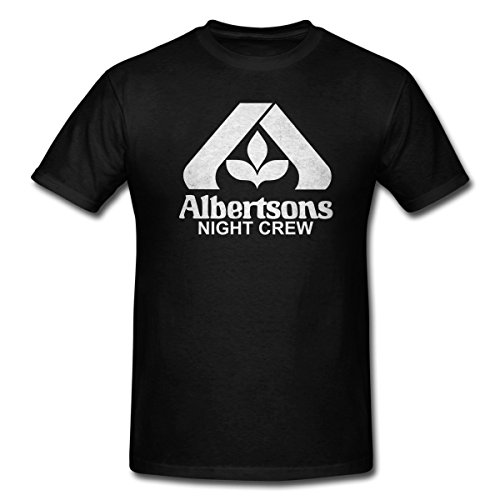 albertsons-night-crew-black-men-t-shirt-x-large