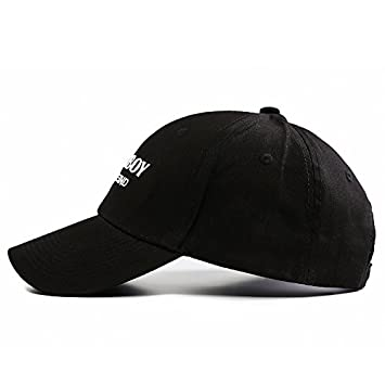 Lvntsx Las Gorras de béisbol Sombreros de algodón 100% Sombreros ...