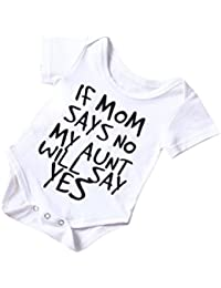 Toddler Infant Newborn Baby Cotton Romper Jumpsuit Bodysuit Kids Clothes Outfit Set