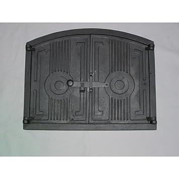 Beau Bread Oven Door Cast Iron Wood Burning Stove Door 48 X 38.5 Cm Cast Iron  Pizza