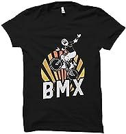 MARKCHRSTOP BMX BMX Gift BMX Racer BMX Racer Gift BMX Bike BMX Fan BMX Fan Gift BMX Bike Motorcr Tee T-Shirt f