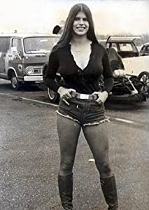 Amazon Com Photo Drag Racing Legends Jungle Pam Hardy