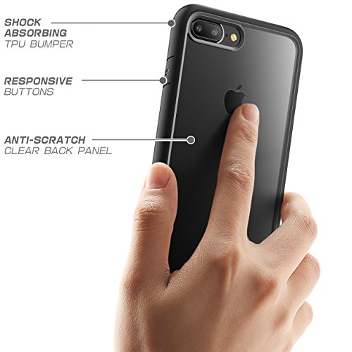 iPhone 7 Plus Case, iPhone 8 Plus Case, SUPCASE Unicorn Beetle Style Premium Hybrid Protective Clear Case for Apple iPhone 7 Plus 2016 / iPhone 8 Plus 2017 by SUPCASE (Image #5)