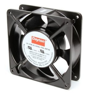 Dayton 4Wt49 Fan, Axial, 55 Cfm, 115 V