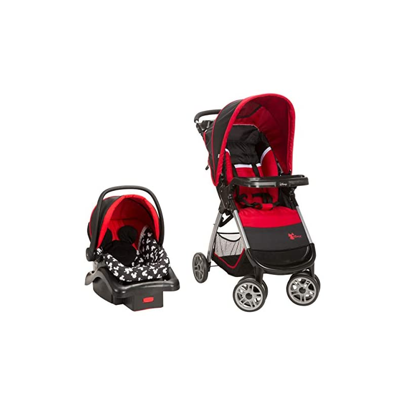 Disney Amble Quad Travel System, Mickey