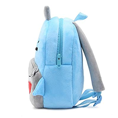 Cute Toddler Zoo Backpack Little Girl Plush Bag Animal Cartoon 10