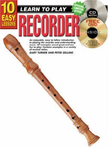 - 10 Easy Lessons - Recorder (Teach Yourself)