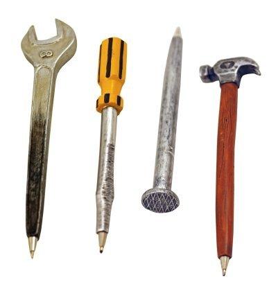 (Streamline Hand Tool Pens, Set of 4 (BPN125))