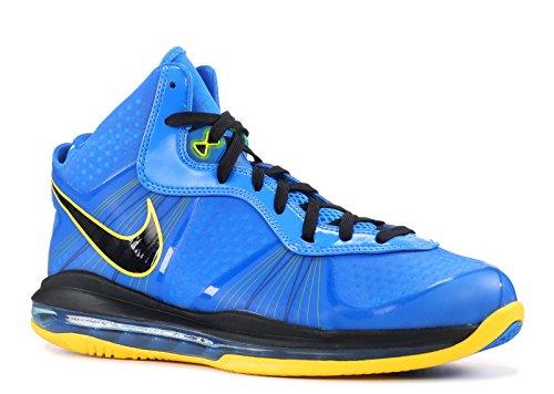 Nike Hommes Lebron 8 V / 2 Entourage Chaussures De Basket-ball Synthétiques