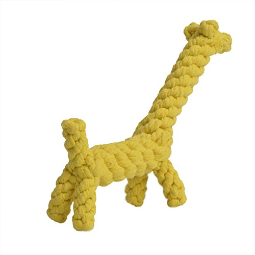Pupteck plush squeaky aggressive chewers for Best plush dog toys for aggressive chewers