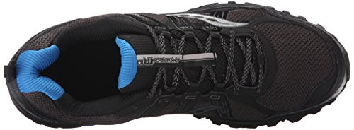 Saucony Men's Grid Excursion Tr10 Men's Footwear Black
