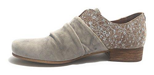 Clocharme - Zapatillas de estar por casa de Piel para mujer gris gris