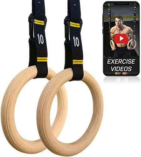 Double Circle Gymnastic Competition Straps product image