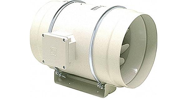 Soler & Palau Media radialer Tubo Ventilador tipo TD de 800 – 200 ...