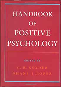 Positive psychology book by snyder and lopez pdf