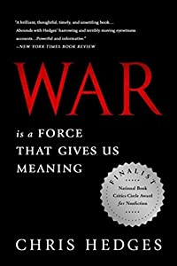 War Is a Force that Gives Us Meaning by PublicAffairs