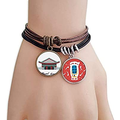 master DIY Traditional Palace Korea Bracelet Rope Wristband Microphone Sing Gift Estimated Price -