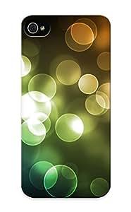 New Blurry Bubbles Tpu Case Cover, Anti-scratch Catenaryoi Phone Case For Iphone 5/5s