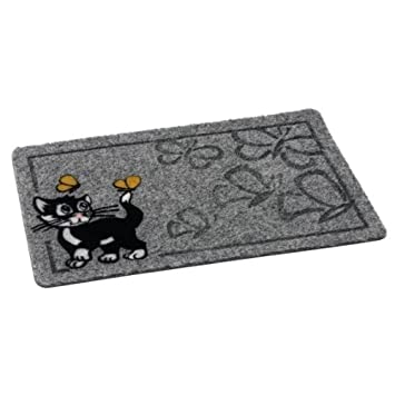 MD Entree Fusmatte Cat 40 X 60 CM Amazoncouk Kitchen Home