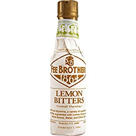 Fee Brothers Lemon Bitters 5oz 2 Add a snappy citrus taste to your drinks, soups, and sauces. Interesting background flavor. A Fee Brothers original.