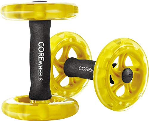SKLZ APD-CW01-02 Core Wheels Dynamic Strength & Ab Trainer (Renewed)