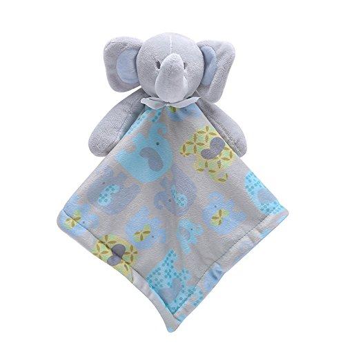 Serviette Skyoo pour bébé - Motif: éléphant