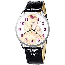 LCW158-2 New Paris Hilton Stainless Wristwatch Wrist Watch