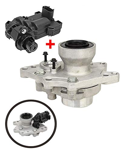 - BLACKHORSE-RACING 4WD Front Differential Axle Disconnect Intermediate Shaft Bearing Assembly with 4-Wheel Drive Plunger Actuator Fits 2002-2009 Trailblazer Envoy Bravada Ascender 9-7x