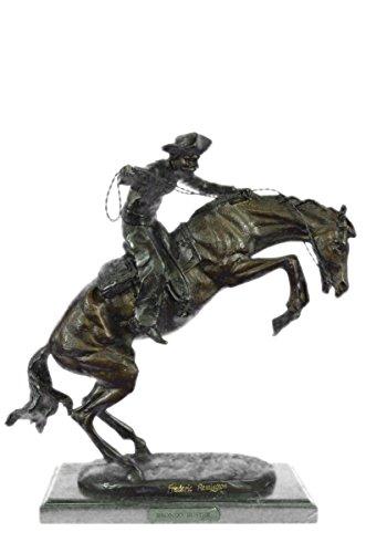 Bronco Statue - 8