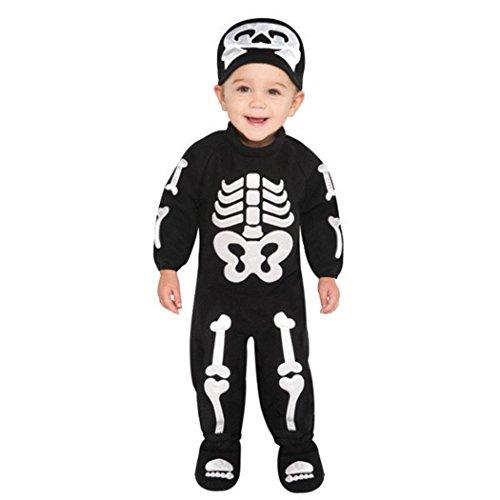Babies Scary Halloween Costumes (Bitty Bones Costume - Baby 12-24)