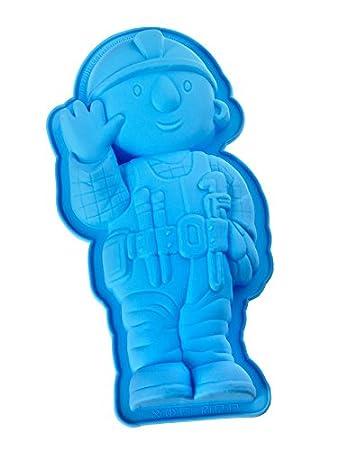 Bob Der Baumeister Backform Bob Der Baumeister In Blau Amazon De