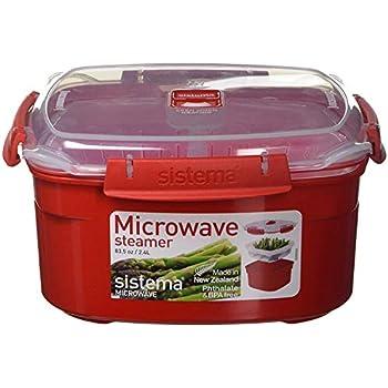 Amazon.com: Prep Solutions - Vaporizador para microondas y ...