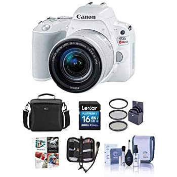 Amazon.com : Canon EOS Rebel SL1 Digital SLR with 18-55mm STM Lens ...