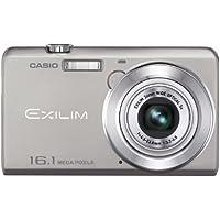 O Casio Exilim EX-ZS12 Digital Camera Silver EX-ZS12SR