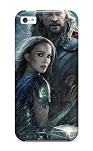 New Arrival Case Specially Design For Iphone 5c (2013 Thor 2 The Dark World Wide)